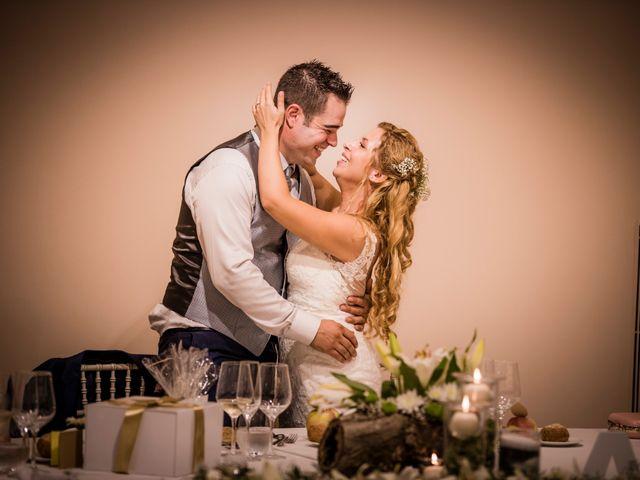 La boda de Albert y Eva en La Riera De Gaia, Tarragona 142