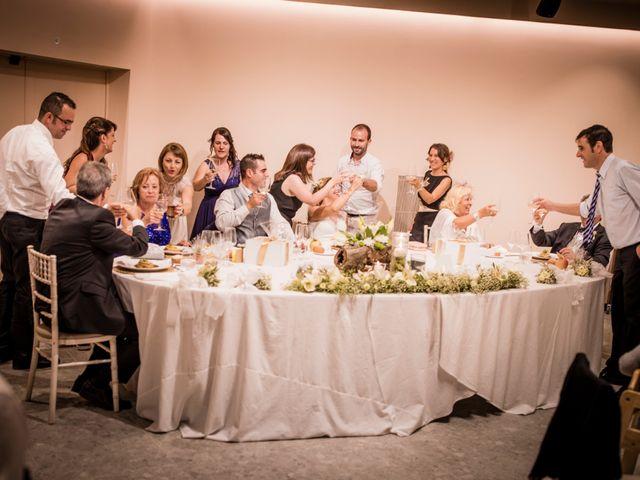 La boda de Albert y Eva en La Riera De Gaia, Tarragona 144