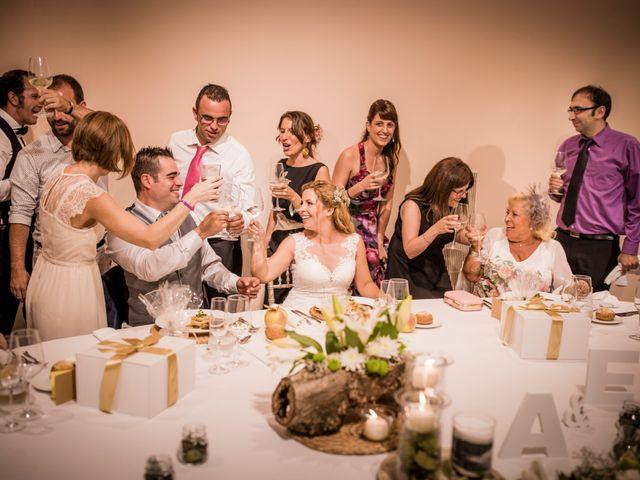 La boda de Albert y Eva en La Riera De Gaia, Tarragona 145