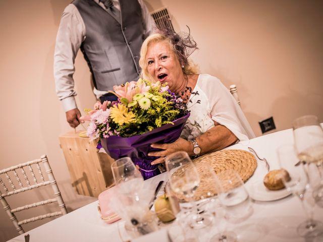 La boda de Albert y Eva en La Riera De Gaia, Tarragona 154