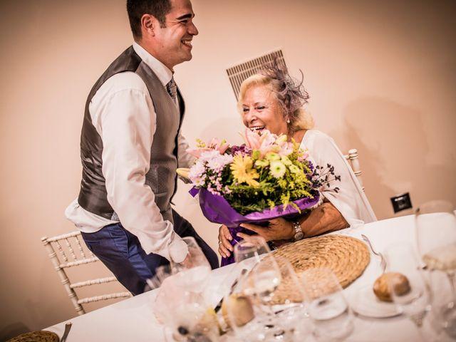 La boda de Albert y Eva en La Riera De Gaia, Tarragona 156