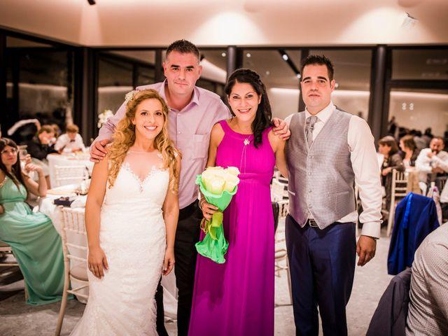 La boda de Albert y Eva en La Riera De Gaia, Tarragona 163