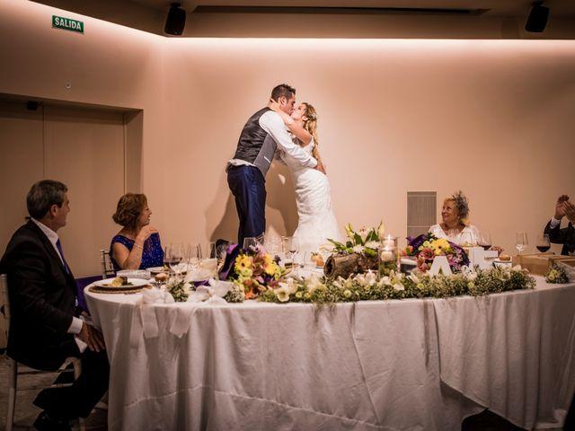La boda de Albert y Eva en La Riera De Gaia, Tarragona 173