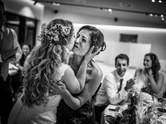 La boda de Albert y Eva en La Riera De Gaia, Tarragona 180