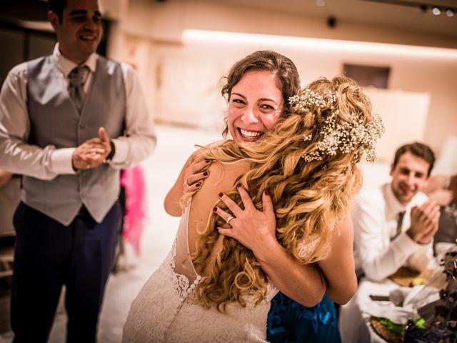 La boda de Albert y Eva en La Riera De Gaia, Tarragona 181