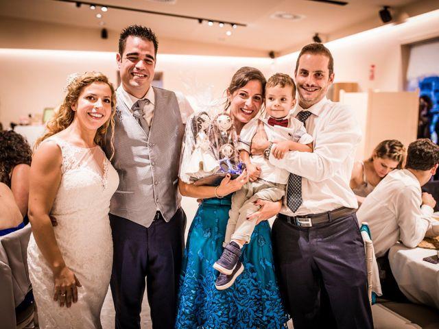 La boda de Albert y Eva en La Riera De Gaia, Tarragona 184