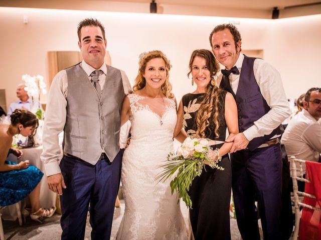 La boda de Albert y Eva en La Riera De Gaia, Tarragona 193