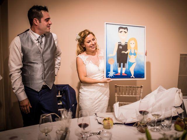 La boda de Albert y Eva en La Riera De Gaia, Tarragona 196