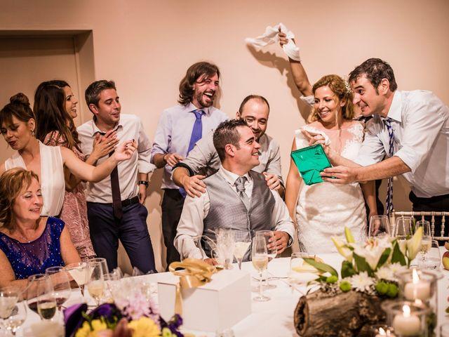 La boda de Albert y Eva en La Riera De Gaia, Tarragona 205