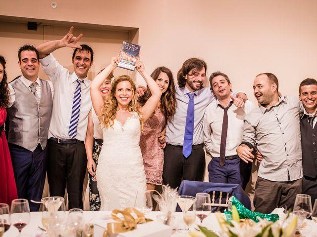 La boda de Albert y Eva en La Riera De Gaia, Tarragona 208