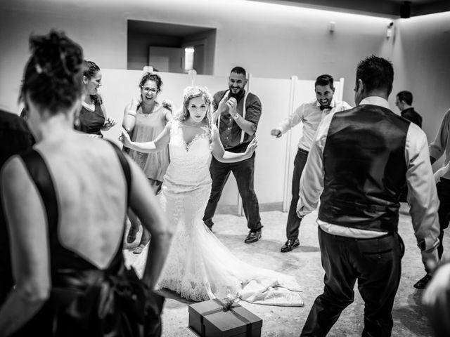 La boda de Albert y Eva en La Riera De Gaia, Tarragona 211