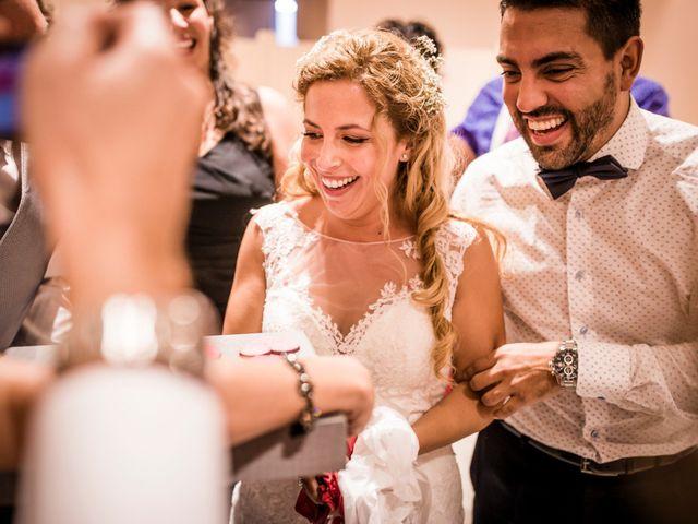 La boda de Albert y Eva en La Riera De Gaia, Tarragona 217