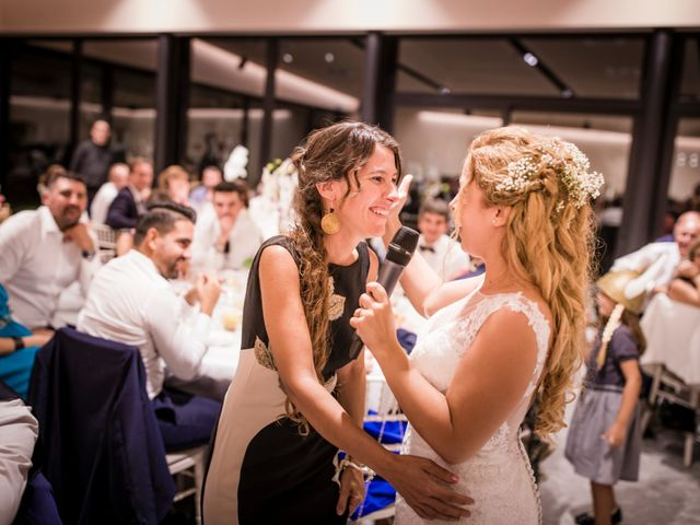 La boda de Albert y Eva en La Riera De Gaia, Tarragona 226