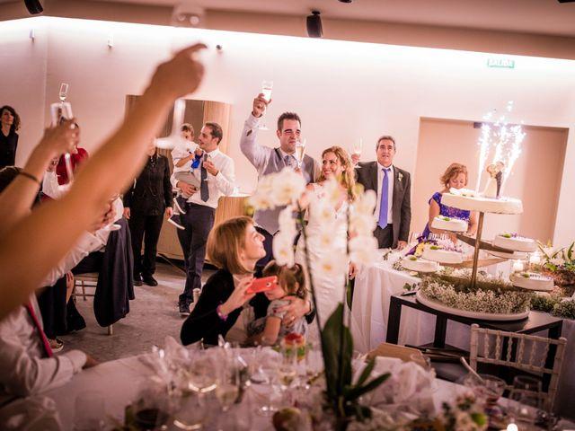 La boda de Albert y Eva en La Riera De Gaia, Tarragona 230