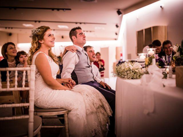 La boda de Albert y Eva en La Riera De Gaia, Tarragona 238