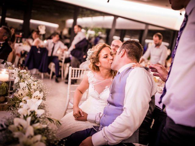 La boda de Albert y Eva en La Riera De Gaia, Tarragona 240