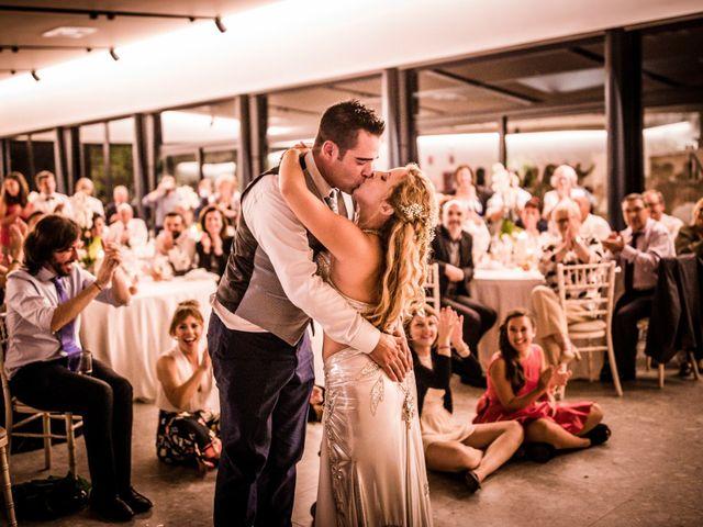 La boda de Albert y Eva en La Riera De Gaia, Tarragona 254