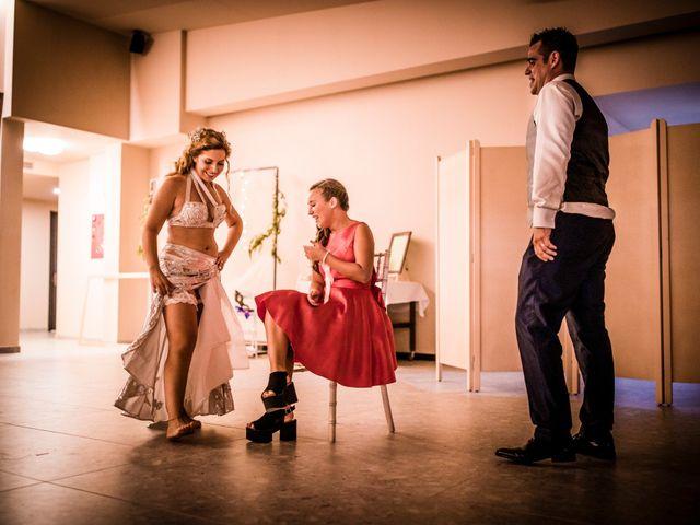 La boda de Albert y Eva en La Riera De Gaia, Tarragona 256