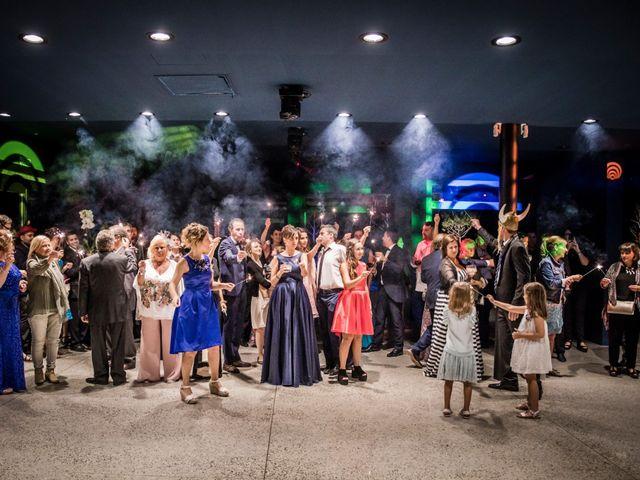 La boda de Albert y Eva en La Riera De Gaia, Tarragona 260