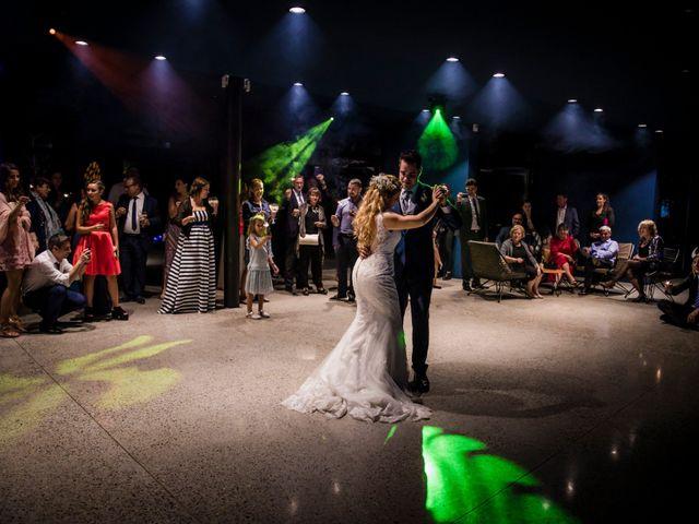 La boda de Albert y Eva en La Riera De Gaia, Tarragona 261