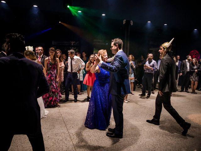 La boda de Albert y Eva en La Riera De Gaia, Tarragona 262