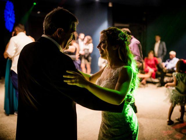 La boda de Albert y Eva en La Riera De Gaia, Tarragona 263
