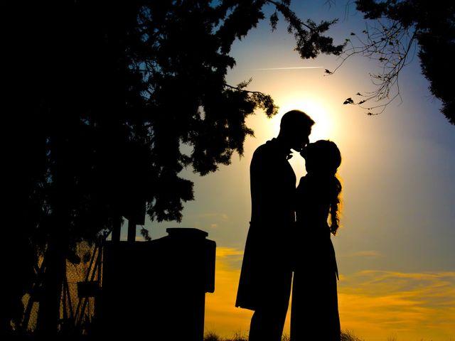 La boda de Joana y Diego