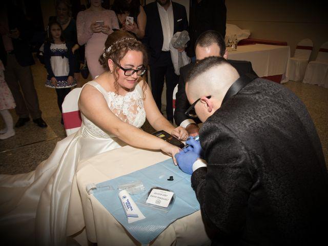 La boda de Mauro y Noelia en Ponferrada, León 8