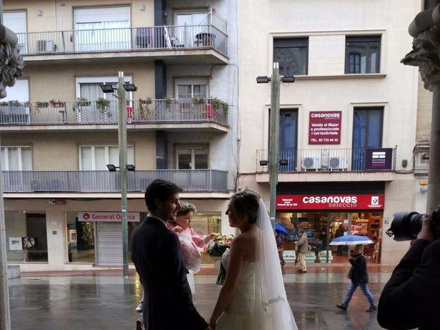 La boda de Rocío y Pedro en Terrassa, Barcelona 13
