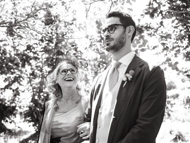 La boda de Rubén y Marta en Daroca De Rioja, La Rioja 17