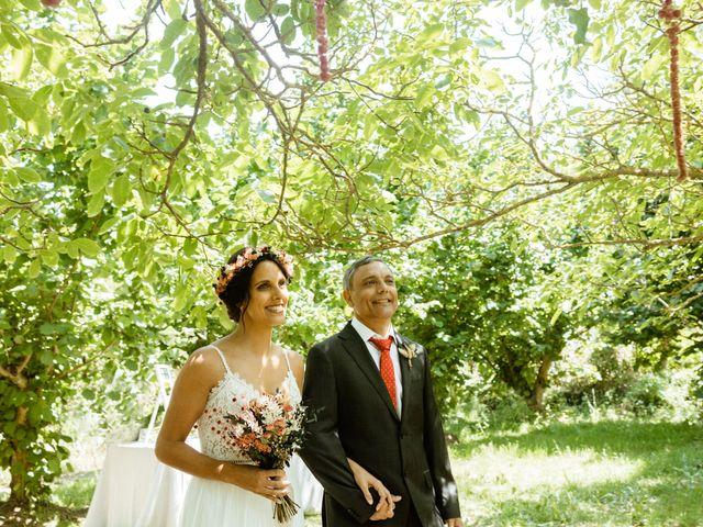 La boda de Rubén y Marta en Daroca De Rioja, La Rioja 18
