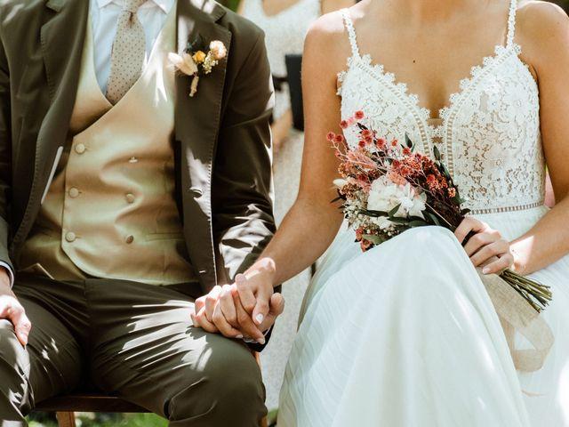 La boda de Rubén y Marta en Daroca De Rioja, La Rioja 19