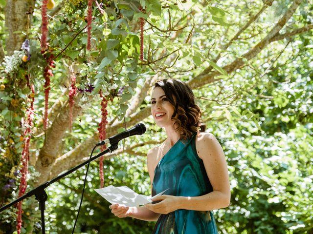 La boda de Rubén y Marta en Daroca De Rioja, La Rioja 21