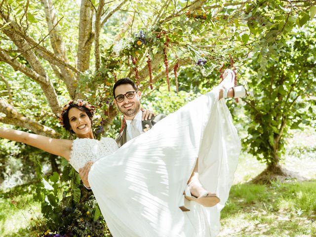 La boda de Rubén y Marta en Daroca De Rioja, La Rioja 26