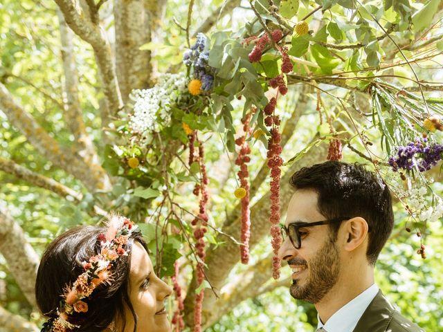 La boda de Rubén y Marta en Daroca De Rioja, La Rioja 33