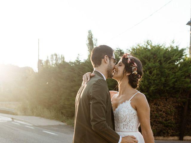 La boda de Rubén y Marta en Daroca De Rioja, La Rioja 44