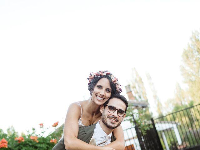 La boda de Rubén y Marta en Daroca De Rioja, La Rioja 46
