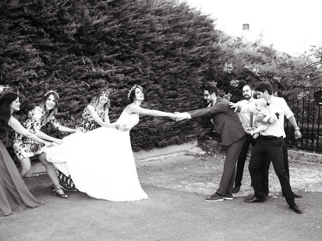 La boda de Rubén y Marta en Daroca De Rioja, La Rioja 48
