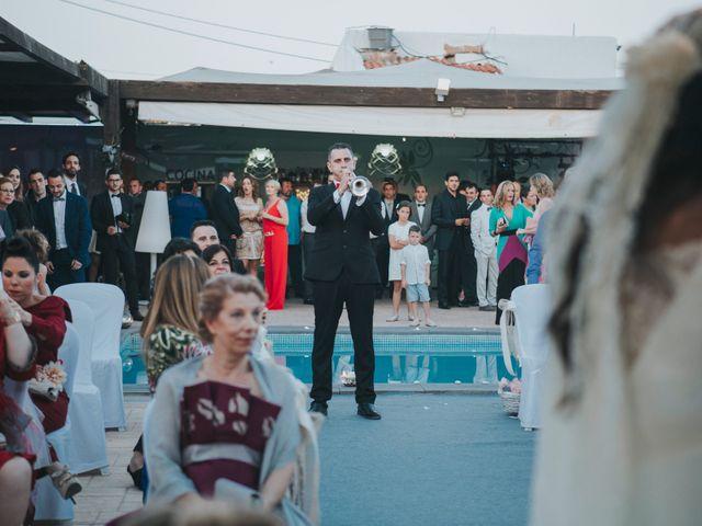 La boda de Jesús y Àngela en Oliva, Valencia 14