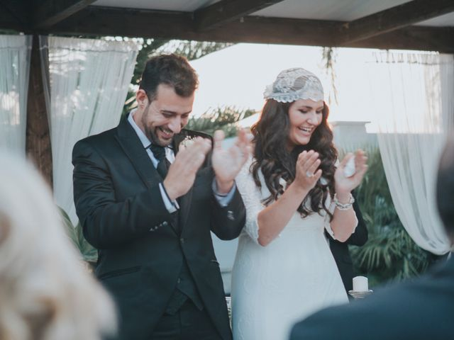 La boda de Jesús y Àngela en Oliva, Valencia 15