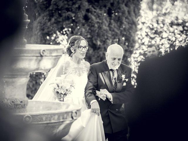 La boda de Pablo y Marina  en Torrelodones, Madrid 1