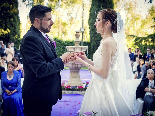 La boda de Pablo y Marina  en Torrelodones, Madrid 2