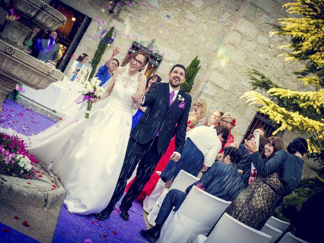 La boda de Pablo y Marina  en Torrelodones, Madrid 4