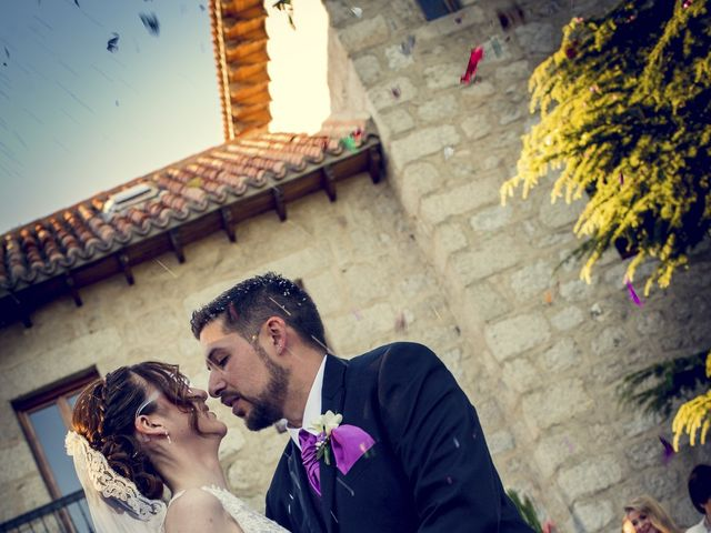 La boda de Pablo y Marina  en Torrelodones, Madrid 5