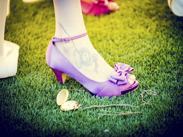 La boda de Pablo y Marina  en Torrelodones, Madrid 7