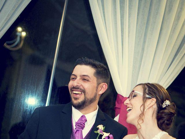 La boda de Pablo y Marina  en Torrelodones, Madrid 11