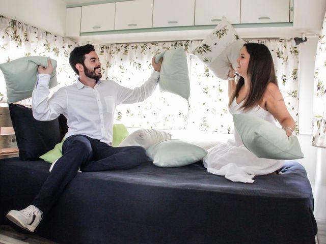 La boda de Cristian y Aurora en Monistrol De Montserrat, Barcelona 2