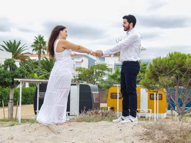 La boda de Cristian y Aurora en Monistrol De Montserrat, Barcelona 9