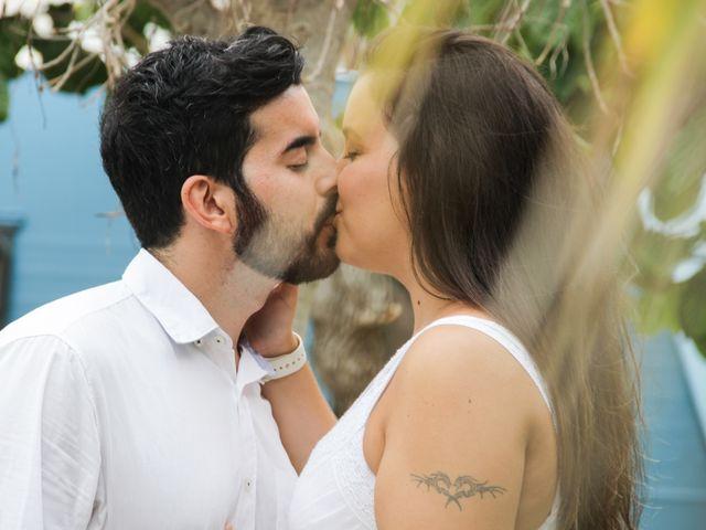 La boda de Cristian y Aurora en Monistrol De Montserrat, Barcelona 15