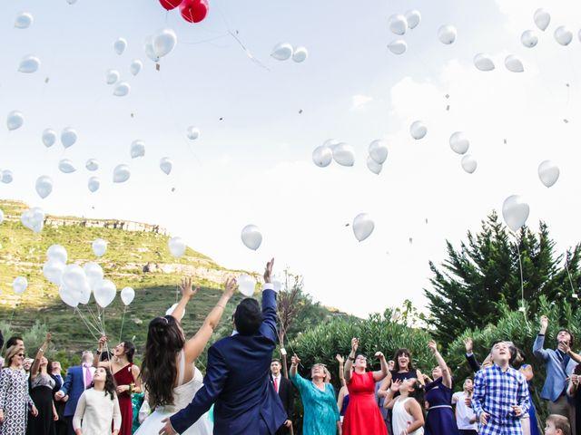 La boda de Cristian y Aurora en Monistrol De Montserrat, Barcelona 27